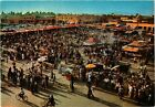 CPM MAROC Marrakech. Place Djemaa El Fna (342568)