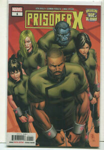 Prisoner-X-Set-1-5-NM-Marvel-CBX1D