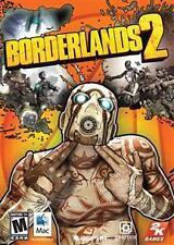 SEALED NEW Borderlands 2 Video Game for MAC rpg wastelands guns shooting Disc