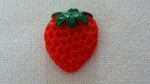Magnetic Needle Minder Keeper Cross Stitch Fruit Strawberry B272 Fridge Magnet