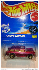 hot wheels Chevy Nomad Collector 502 (9987)