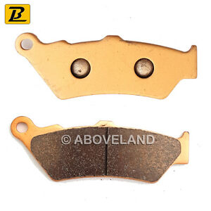 REAR Sintered Brake Pads BMW R 1200 RT K52/LC/Radial Calipers 2014-2015