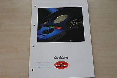 Ebay Motors Manuals & Literature Moto Guzzi 1000 Le Mans Prospekt 198? Collection Here 167361