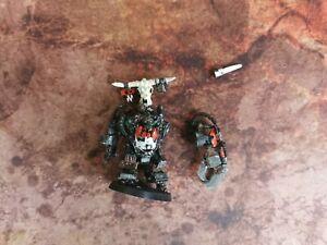 Warhammer 40k Orks - Ghazghkull Thraka - Metal