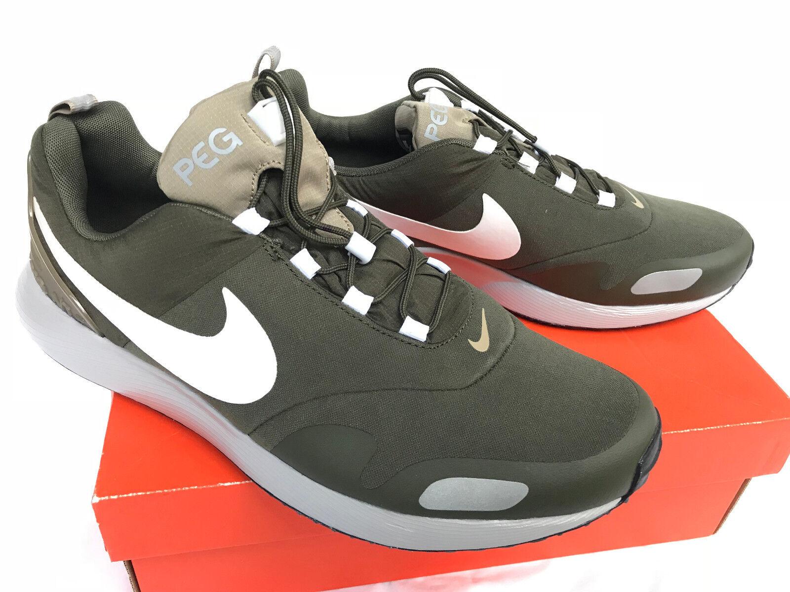 Nike Air Pegasus A/T Premium 924469-302 All Terrain Cold Running Shoes Men's 9