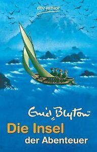Die-Insel-der-Abenteuer-von-Blyton-Enid-Hergane-Yvonne-Buch-Zustand-gut