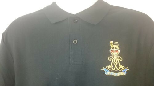 BRITISH ARMY HOUSEHOLD CAVALRY LIFEGUARDS POLO SHIRT