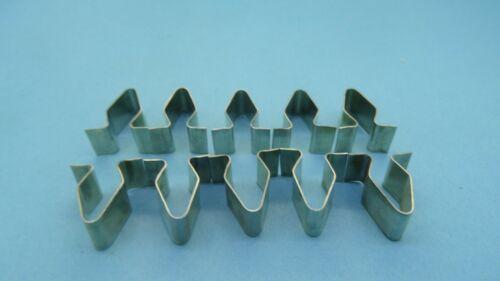CHEVROLET Metal TRIM PANEL BOOT Doublure Intérieur Clips