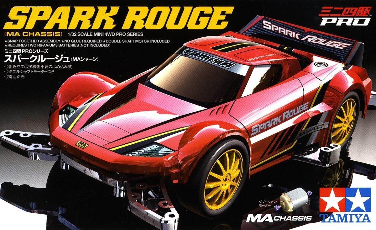 Tamiya 18642 Mini 4wd Pro Series Spark Rogue Ma Chassis Ebay Tz Original Norton Secured Powered By Verisign