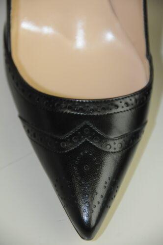 New Manolo Blahnik BB CABRAS 105 Black Mary Jane Pumps Shoes 35 37 38.5 39 39.5