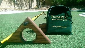 Golf-Alignment-Sticks-amp-Great-Putting-Aid-Tour-Swing-Training-Practice-Aids