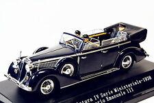 1:43 Starline Lancia Astura Iv Serie Rey Vittorio Emanuele III