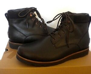 c81b9c5442e Details about UGG SETON TL Waterproof Stout Leather Laced Winter Boots US  13 /47 NEW 1008146