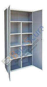 Armadio ufficio mobile mobili metallo metallico acciaio for Mobile ufficio bianco