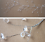 New-50Pcs-Acrylic-Drops-Crystal-Bead-Spray-Wired-Stems-Wedding-Craft-Decor thumbnail 5