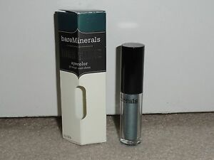 BARE-MINERALS-ESCENTUALS-HIGH-SHINE-EYE-COLOR-SHADOW-ELECTRIC-DEEP-TEAL-NIB