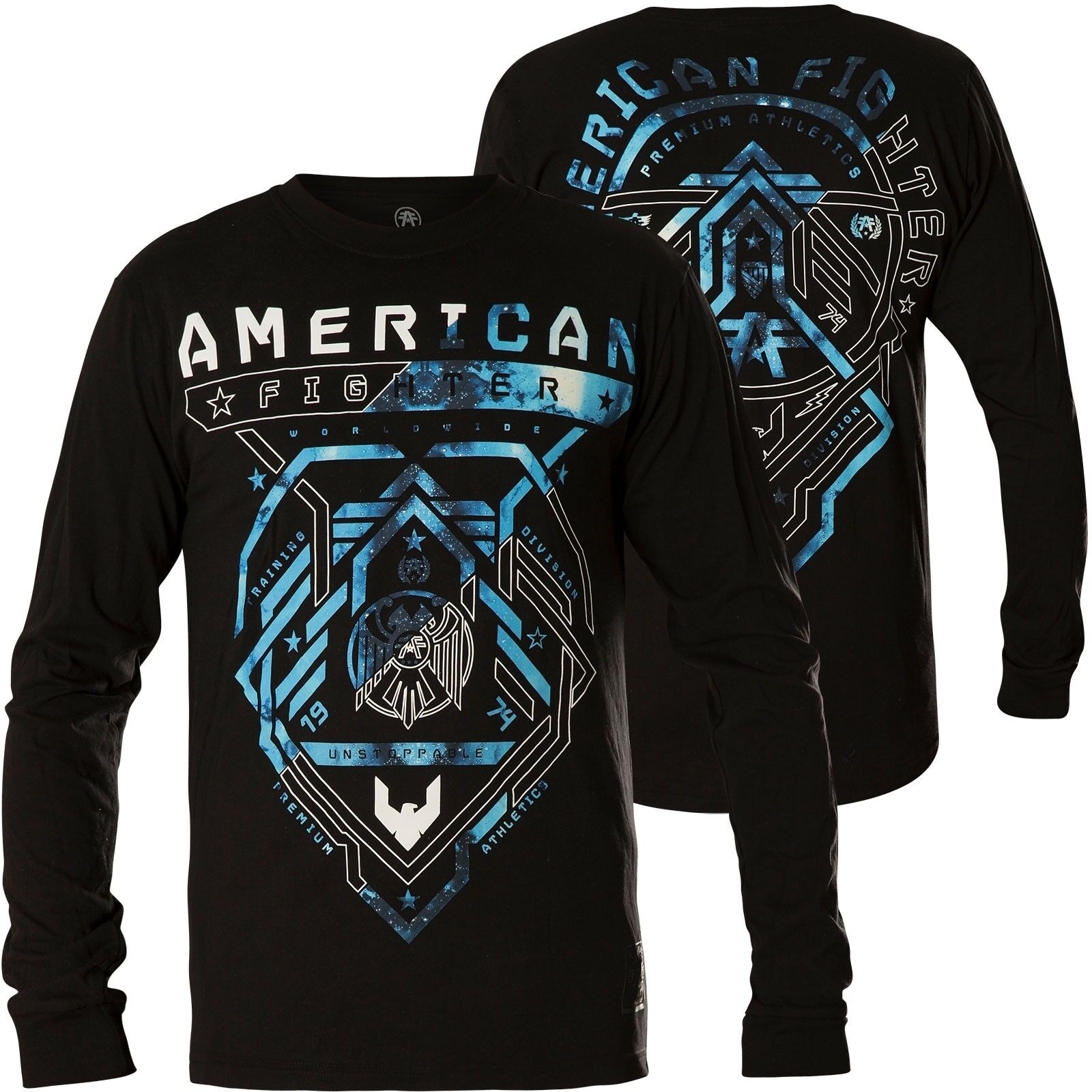 American Fighter Affliction Pullover Eldon Nero Felpe