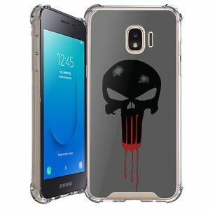 Skull-Punisher-for-Galaxy-S10-S9-S8-Note-9-8-J7-J3-J2-Bumper-Protector-Case