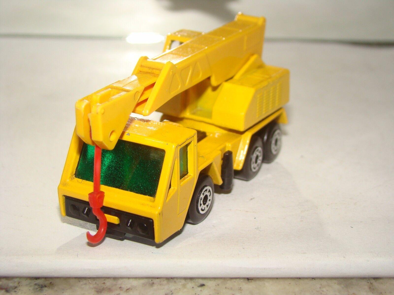 Camión grúa imbrima inbrima Matchbox No.49 B188