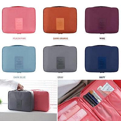 Travel Cosmetic Make up Toiletry Holder Beauty Wash Organizer Storage Purse Bag