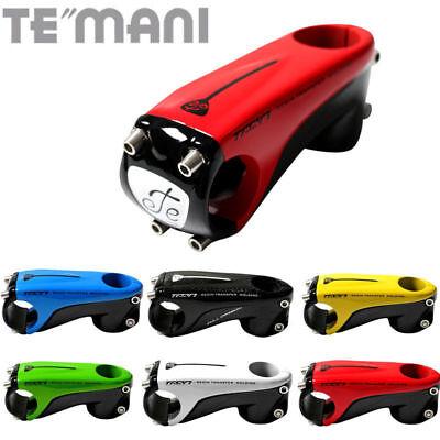 3K Full Carbon MTB Road Bike Stem Cycling Handlebar Stems Glossy 80//90//100//110mm