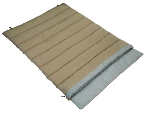 Vango Harmony Double Sleeping Bag Nutmeg sale Price Bargain
