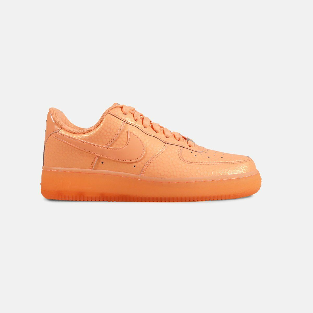 Nike air force 1 07 premio moda donne scarpe sunset glow 616725-800