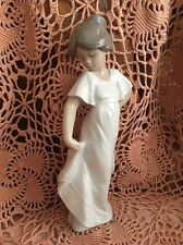 LLADRO NAO 1110 How Pretty  Retired! Mint Condition! No Box!