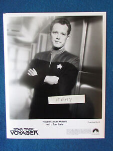 Original-Press-Promo-Photo-10-034-x8-034-Star-Trek-Voyager-Lt-Tom-Paris