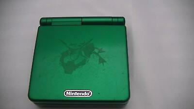 GBA Game Boy Advance SP Rayquaza Edition Pokemon Center Limited