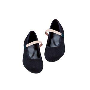 black canvas character shoes 1 5 quot high heel audlt