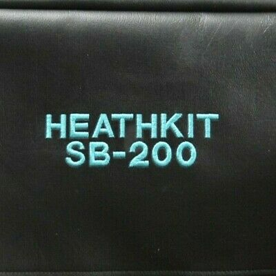 Heathkit SB-102 Ham Radio Amateur Radio Dust Cover