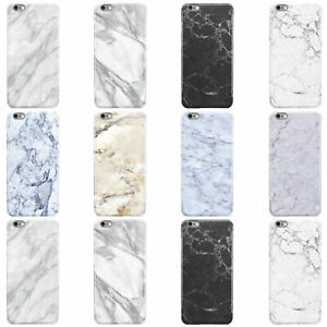 DYEFOR-FAUX-MARBLE-EFFECT-RANGE-HARD-PHONE-CASE-COVER-FOR-APPLE-IPHONE