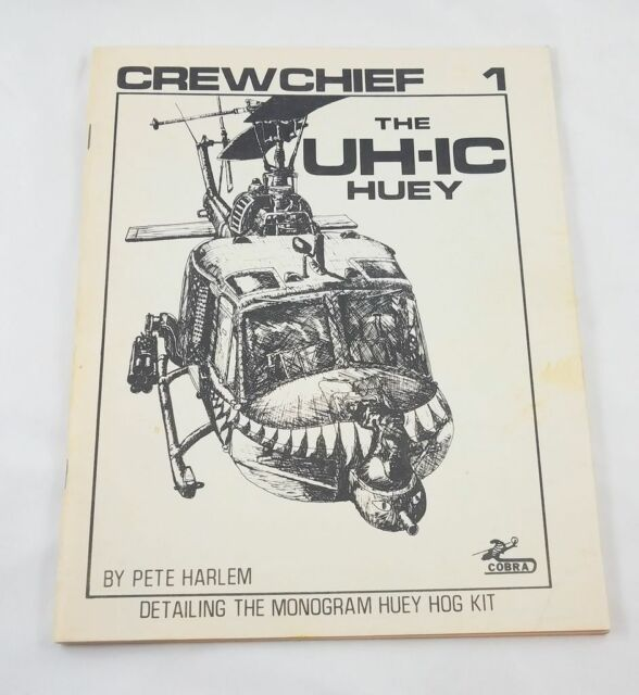 The Uh-Ic Huey (Crewchief; No. 1); Military; Quality Packaging Materials