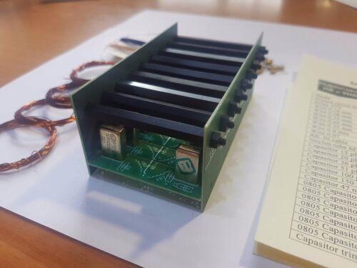 12V BandPass filters for TRX CW//SSB TRX Klopik 9 bands KIT for assembly
