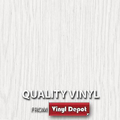 d-c-fix Sticky Back Plastic Self Adhesive Vinyl Wrap Wood Whitewood 67.5cm x 1m