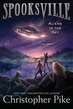 Aliens in the Sky (Spooksville)-ExLibrary