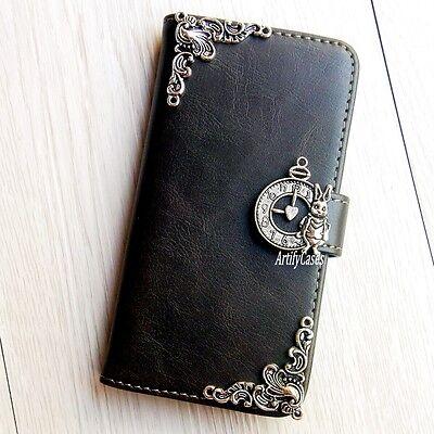 Rabbit phone wallet Leather flip case designer Skin cover For LG G4 G flex 2 V10