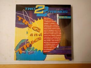 Two-Friends-Ting-And-Ting-Various-Artists-Vinyl-LP-1991-New-Sealed