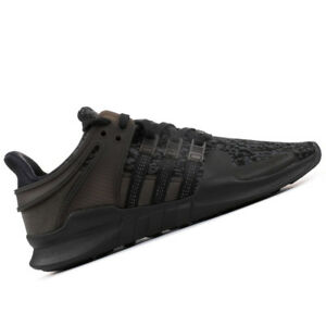 ADIDAS-EQT-Support-ADV-MENS-Shoes-Black-Black-Green-US-Size