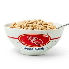 Fallout 4 Sugar Bombs Cereal Bowl (Ceramic 14 oz) Officially Licensed
