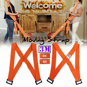 3M-Lifting-Moving-Straps-Harnesses-Furniture-Cargo-Mover-Aid-Shoulder-Heavy-cg