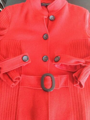 Woman Donna Size Spagnoli Anni Giacca Spalline Maglione Luisa Vintage 1990 Con M IdavwAq