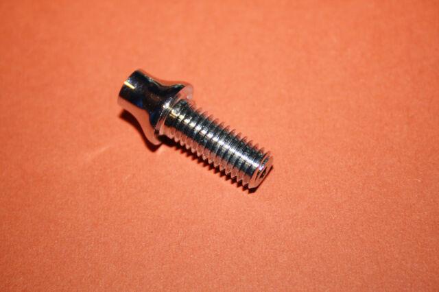 123.850 Kellermann Blinker Micro Zubehör starre Befestigung 20mm chrom glänzend