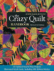 The Crazy Quilt Handbook by Judith Montano (Paperback, 2014)