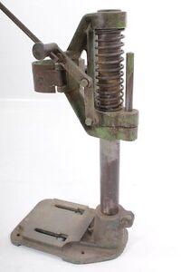 Old-DDR-Drill-Stand-Hub-9-5-CM-Diameter-5-CM