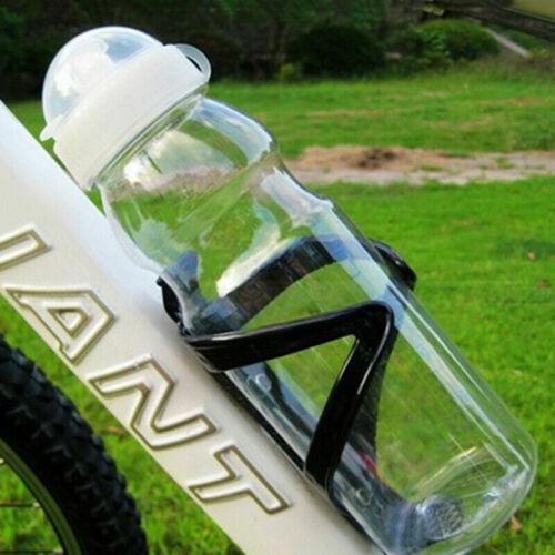 Full Carbon Fiber Bicycle Water Bottle Cage MTB Road Bike Holder Bottle O3W0