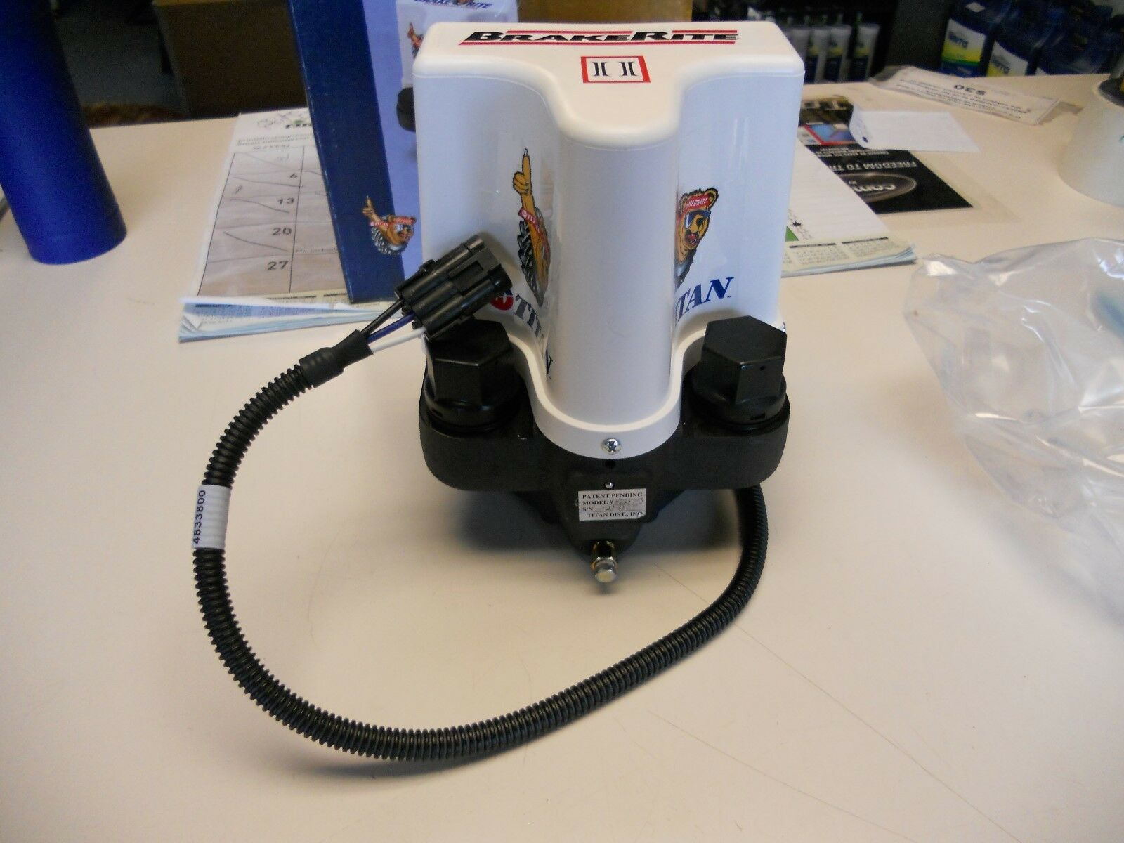 Titan Hand Wheel Coupler Repair Kit #4045400