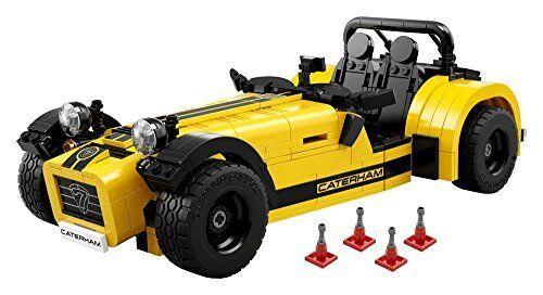 Lego  Idea Caterham Seven 620 R 21307