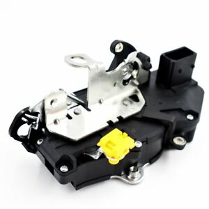 Details about New Door Lock Actuator Latch Front Left For GMC Sierra Chevy  Silverado 1500 US